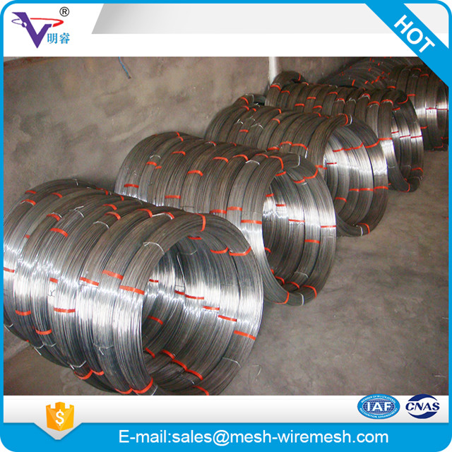 High tensile Oval wire